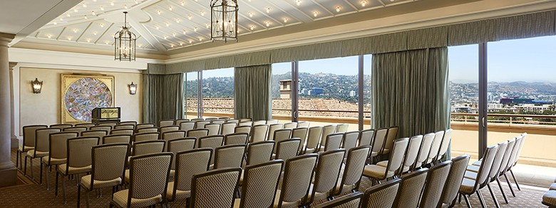 montage beverly hills conservatory meeting space