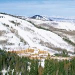 Montage Deer Valley during winter