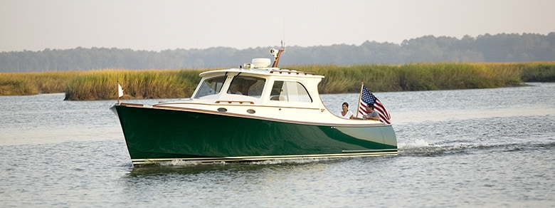 May River Hinckley Yacht with Guests 780x292