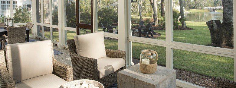 MBR1002 Screened Porch Sitting