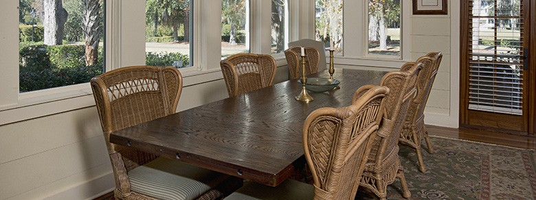 Village Home 54 Dining Room