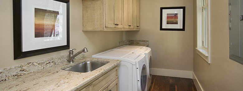 Village Home 70 Laundry Room