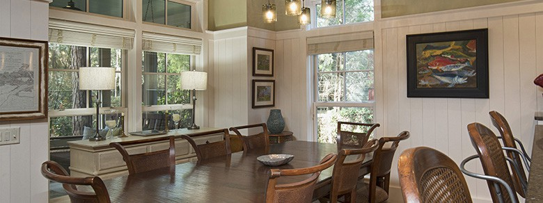 Village Home 153 Dining Room