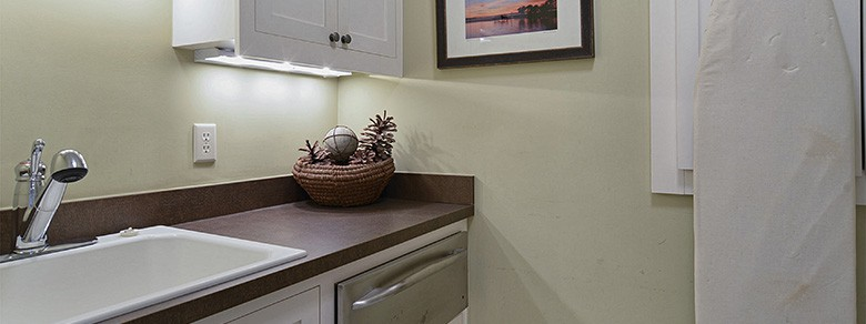 Village Home 153 Laundry Room