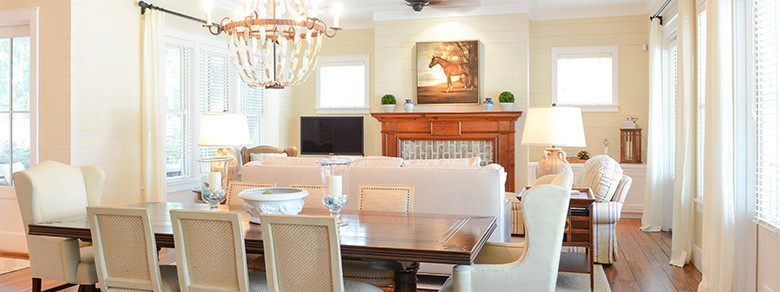 Village Home 61 Dining Room