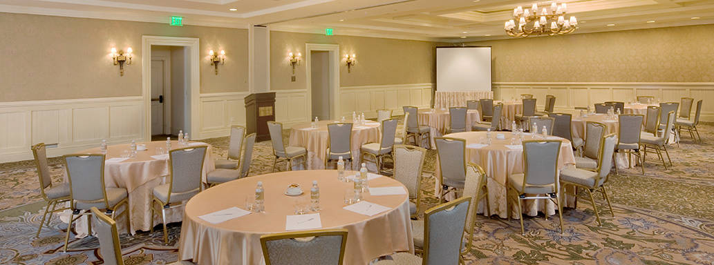 Indoor Meeting and Event Space at Montage Laguna Beach