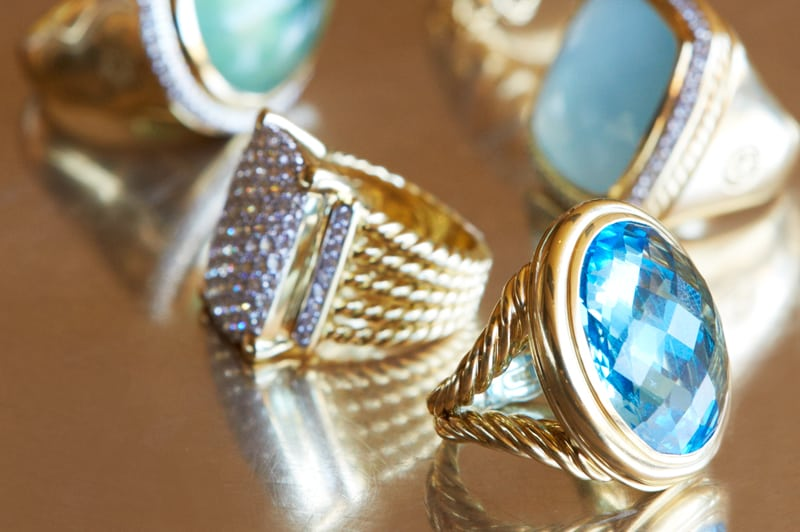 Luxury Rings at the Shops at Montage