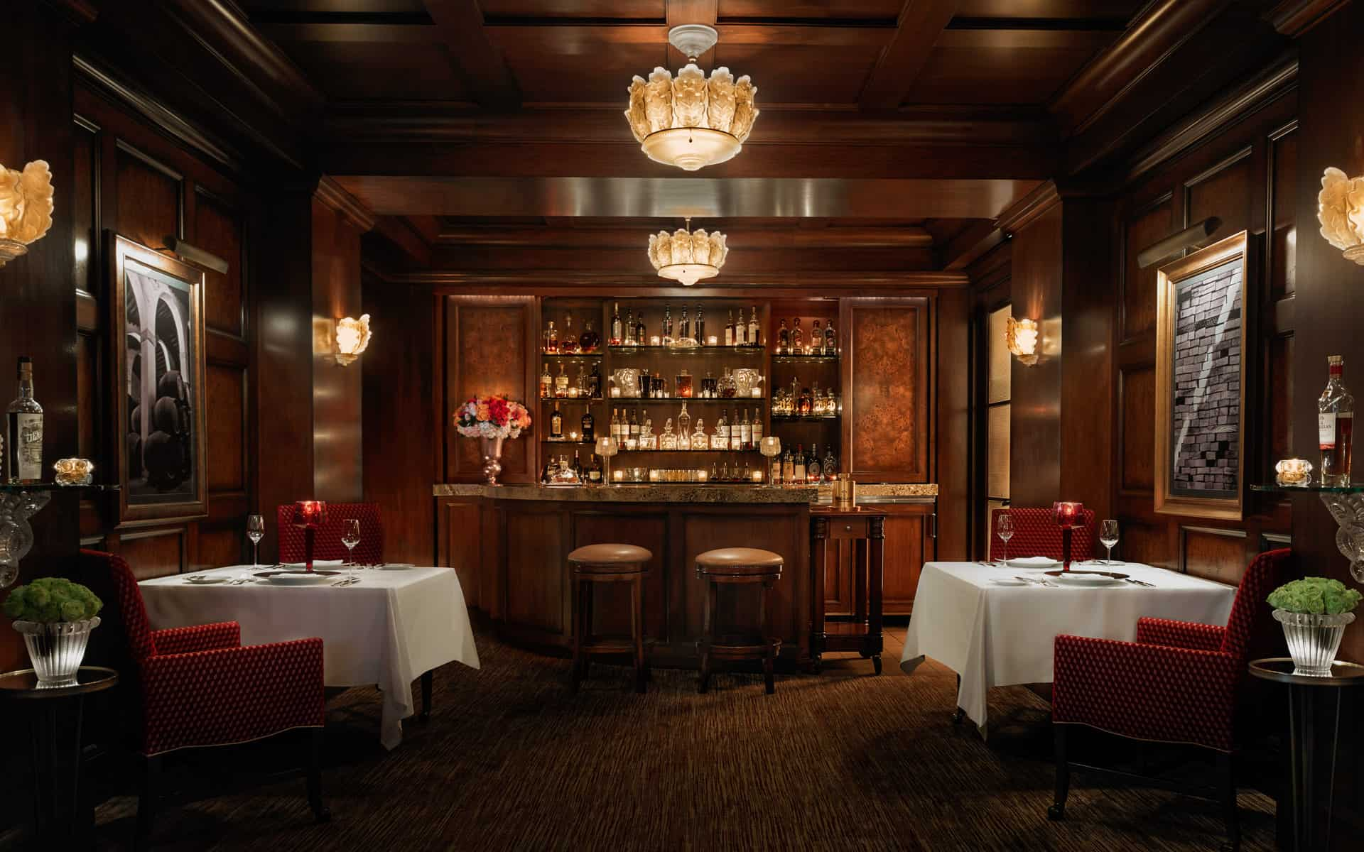 £10 Bar at Montage Beverly Hills
