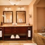 Vista King Suite bathroom