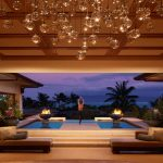 Spa Montage Lobby Hawaii