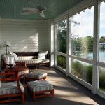 Lagoon View Porch